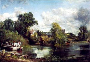 the_white_horse_by_john_constable
