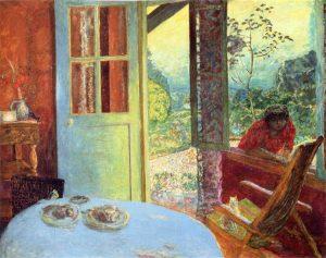 田舎の食堂