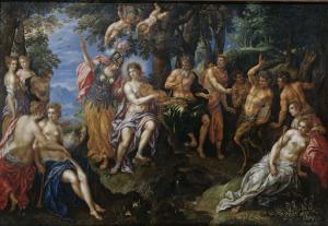 アポローンと牧神の競い