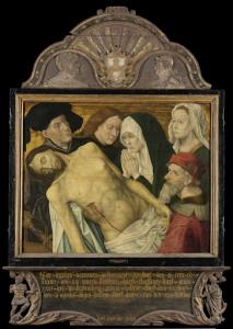 記念三部作の中央の作品、以前は哀歌と共にヘルツ記念三部作と呼ばれていた