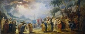 モーセの70人の年長者の選出