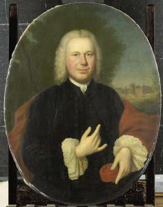 エーテンとメーウェンの男爵、バビロニアンブローク卿、ホルクム市長、ディーデルリック・ヴァン・ブレイスワイク(1711-63)
