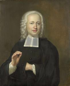 ゼーウス・ヘノートシャップ(ゼーラントの結社)の創設者の一人、フリジンゲンの大臣、ユスタス・ティエーンク(1730-82)