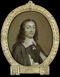 ブリュッセルの詩人、フランス・ゴディンの肖像