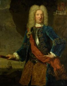 フランソワ・ファン・アーセンの肖像、ソンメルスデイクの領主、オランダと西フリースランドの海軍中将