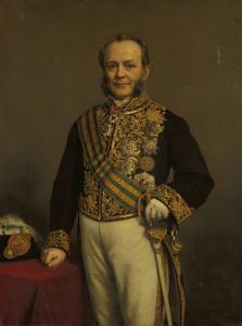 ピーター・マイヤー(1812-81)、総督(1866-71)