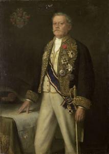 カレル・ハーマン・アート・ファン・デル・ウィック(1840-1914)、総督(1893-99)