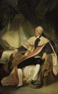 ギルバート・エリオット、ミントー第一伯爵(1751-1814)、イギリス領インドの副王、オランダ領東インドの総督(1812-14)