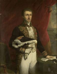 ピーター・マーカス(1787-1844)、総督(1841-44)