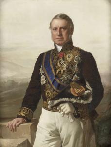チャールズ・フェルディナンド・パユ(1803-73)、総督(1855-61)