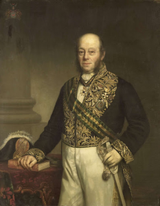 ルドルフ・アン・ヤン・ウィルト・バロン・スロート・ファン・デ・ビール(1806-90)、総督(1861-66)