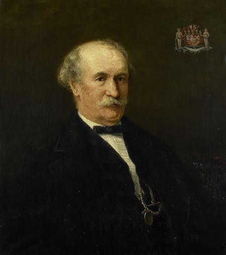 王補佐、中将、メノー・ダーフィット・グラーフ・ヴァン・リンブルグ・スティラム(1807-91)
