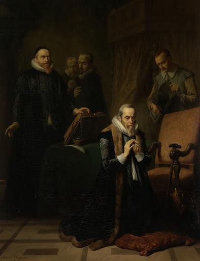 ヨハン・ヴァン・オルデンバルネヴェルトの最後の祈り