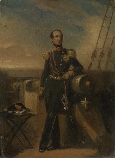オランダの王子ヘンドリックの肖像