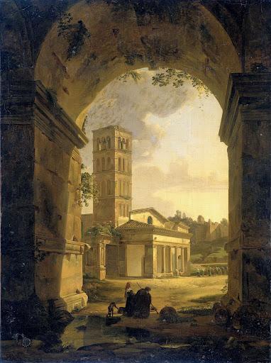 ローマのヴェラブロのサン・ジョージオ