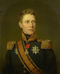 ヨンカー・ヤン・ウィレム・ヤンセンの肖像、オランダ領東インドの総督で、ケープ植民地の知事