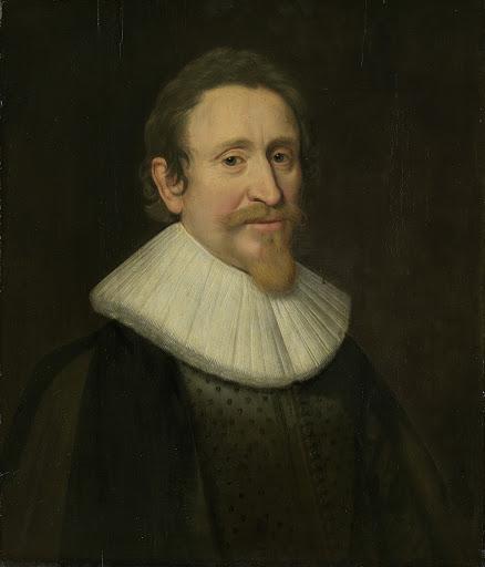 法学者、ヒューゴ・グロティウスの肖像
