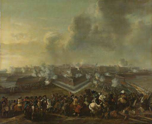 1672年12月30日、コーヴォルデンの街の暴行