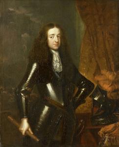 オラニエの王子、1689年以降イングランド王、ウィレム3世(1650-1702)の肖像