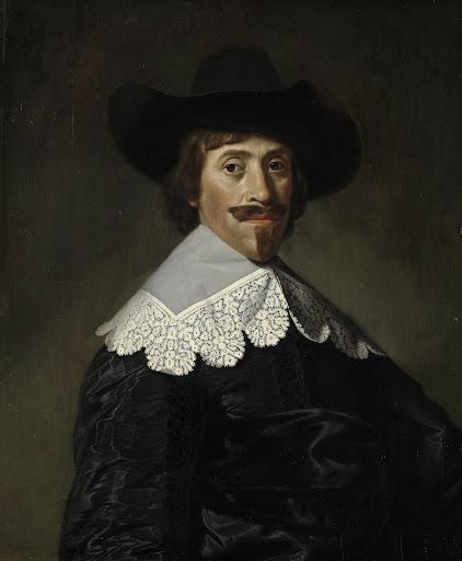 アムステルダムの市会議員、フレデリク・ディルクス・アレウィン
