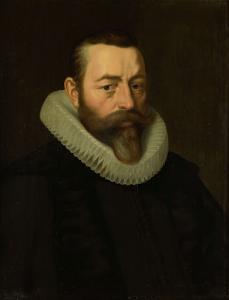 ピーテル・ディルクス・ハッセラールの肖像