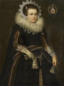メルティンチャ・ヴァン・セテルスの肖像