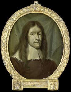 レーワルデン、フリーズランドの歴史家、シモン・アベス・ガべーマの肖像