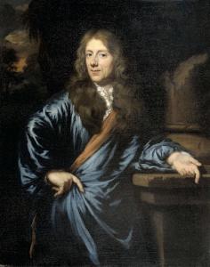 フリジンゲンの弁護士、会計士、ウィレム・ポッテイの肖像