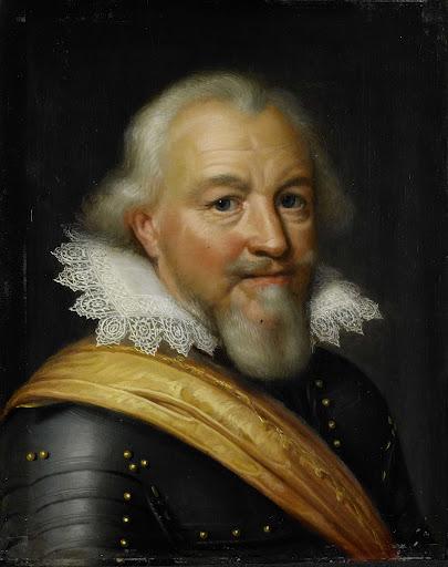 ヤン・デ・ミッデルステとして知られている、ナッサウ・ジーゲンのヤン7世伯爵の肖像