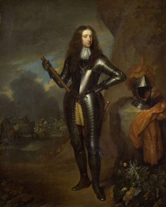 オラニエ王子、1689年以降イングランド王、ウィリアム3世(1650-1702)