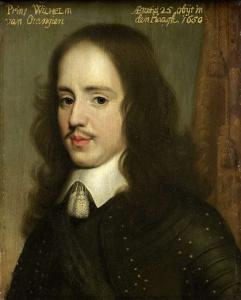 オラニエの王子、ウィリアム3世の肖像