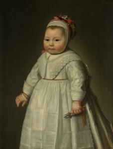 ヤコバ・ボンテマンテル(1643-?)の肖像
