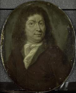 アムステルダムの劇詩人、アンドリーズ・ペルスの肖像