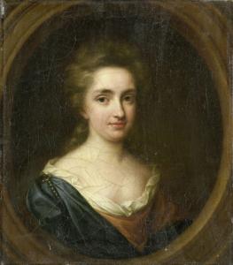 アンナ・ヴァン・シッテルスの姉妹、ヨハンナ・ヴァン・シッテルス(1672-1740)