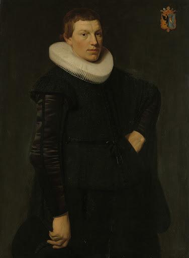 ライニエール・オッツ・ヒンローペン(1608/09-1653)の肖像