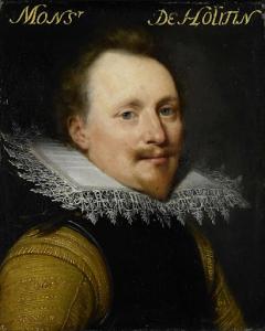 ハウテイン卿、ウィレム・デ・ソーテ・デ・ラエケの肖像