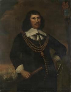 北地区の海将、ピーテル・フローリス(1605-58)