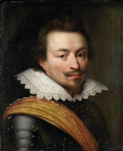 ナッサウ、ジーゲンの伯爵(ナッサウ、ジーゲンのジョン8世伯爵)、ヤン・ザ・ヤンガーの肖像