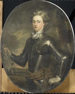 アルベマルレのアルル1世の肖像