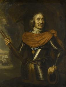 海将、マールテン・ハルペルツ・トロンプ(1597-1653)