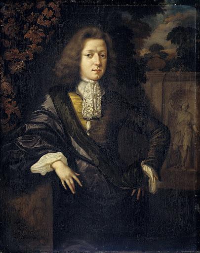 フランダース裁判所の検察官、評議員、ヨハン・ヴァン・ボフホーヴェン(1624-93)