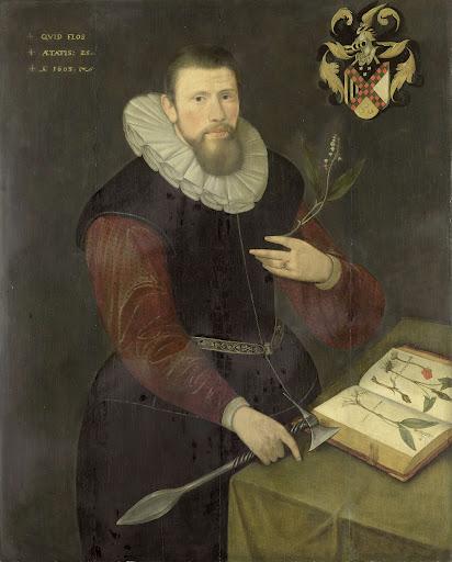植物学者の肖像