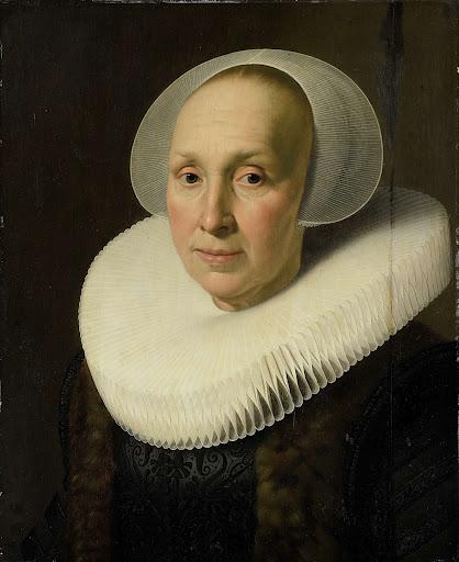 マルフリート・ベンニンフ(1565-1641)の肖像