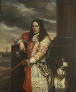 ミヘル・アドリアーンス・デ・リュイテルの息子、海将、エンゲル・デ・リュイテル(1649-83)