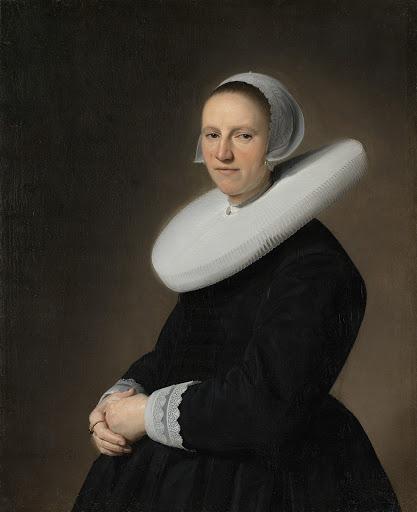 アドリアナ・クロースの肖像