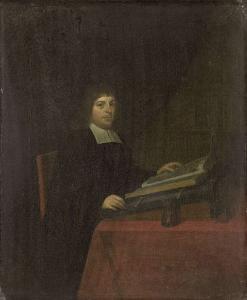 牧師の肖像