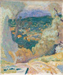地中海の風景、ル・カネ