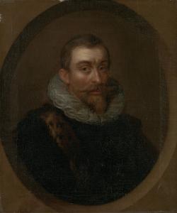 ガッピンゲの領主、アーノート・ファン・シッターズ(1561-1634)
