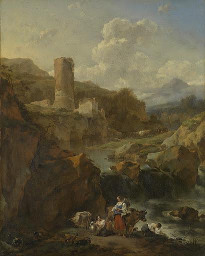 イタリアの風景