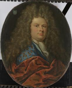 男性の肖像、おそらくアムステルダムの市会議員テオドラス・ライズウィック